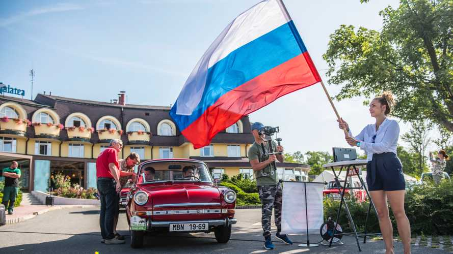 В России подорожают автомобили старше 30 лет