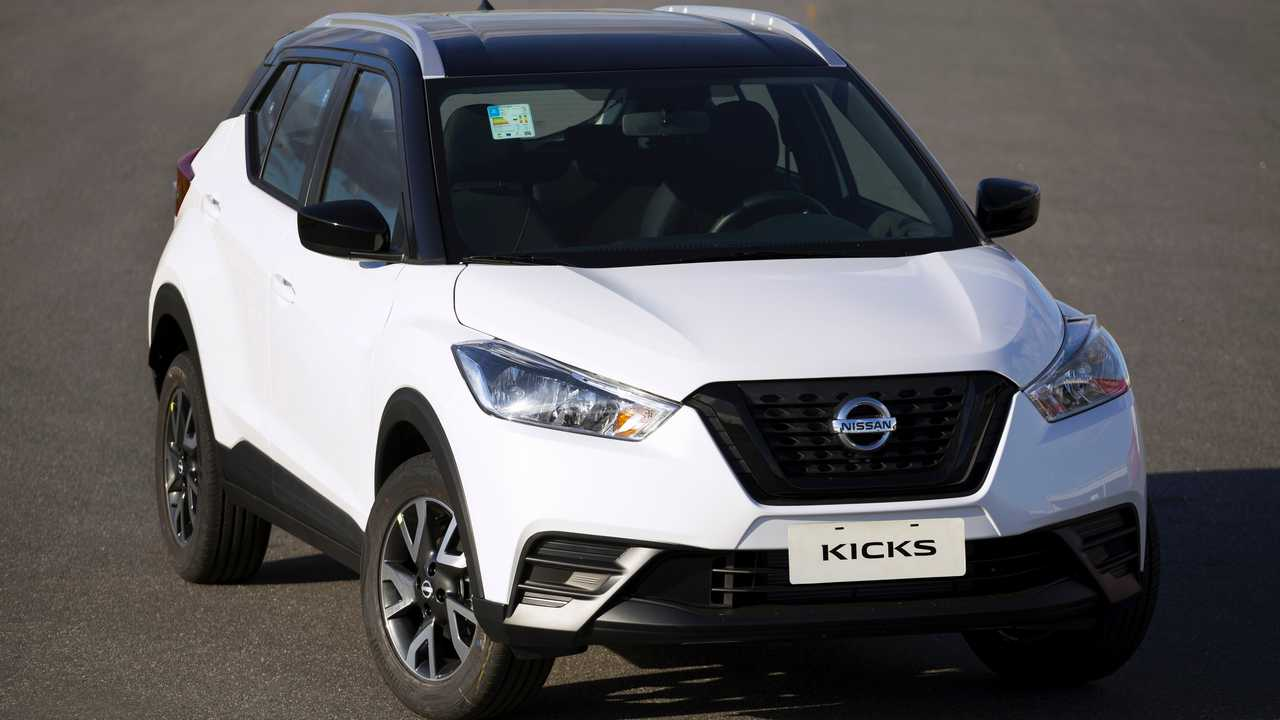 Nissan Kicks Special Edition 2019