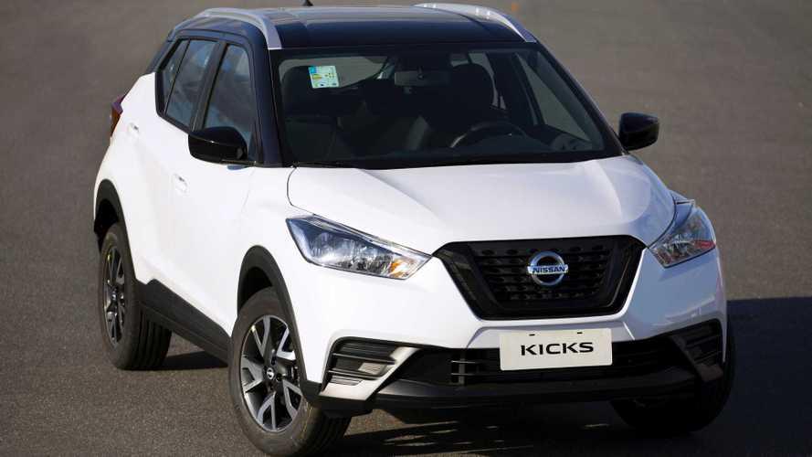 Nissan Kicks Special Edition é limitado a 950 unidades por R$ 81.840