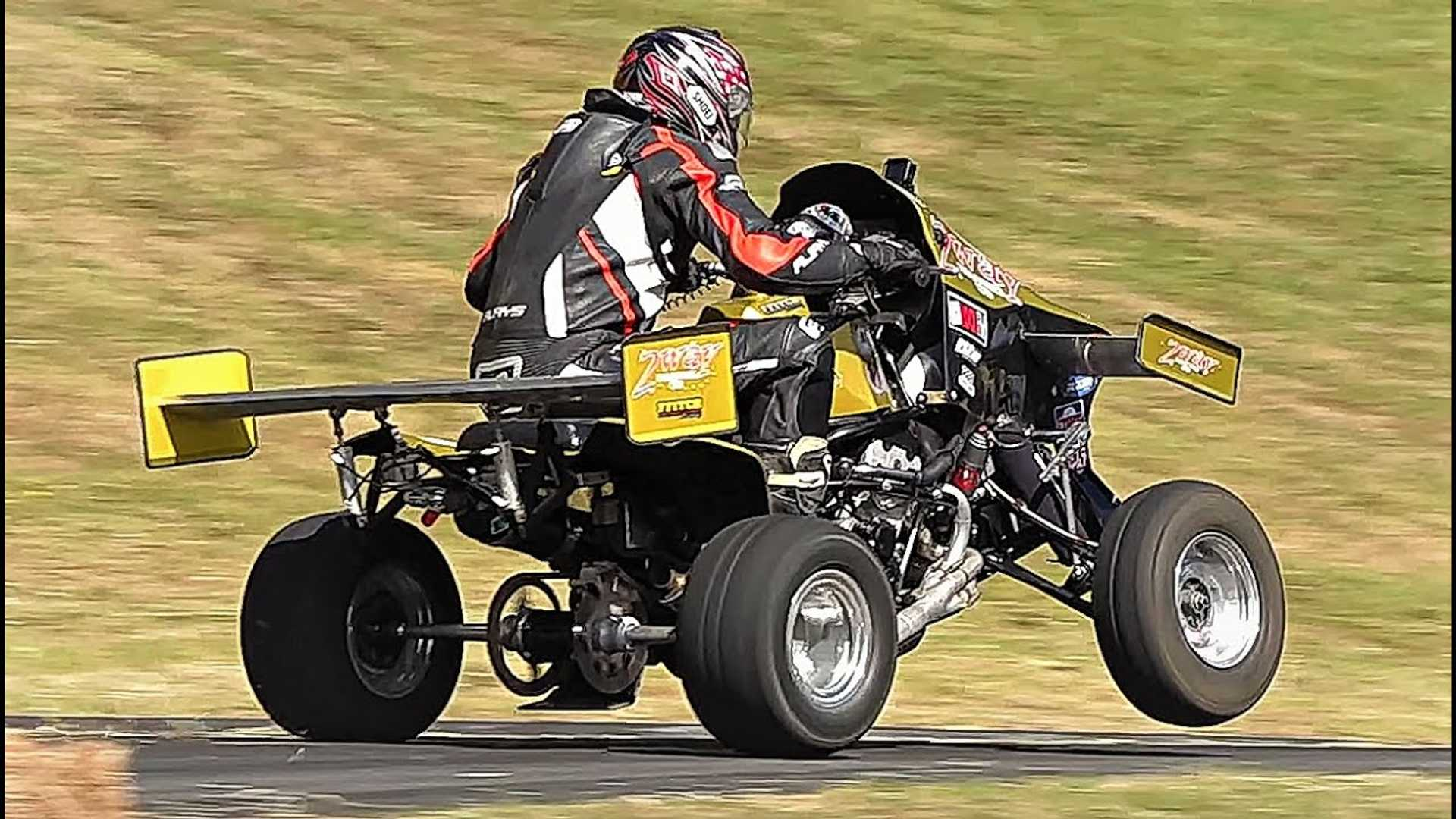 This GSX-R1000-Powered Quadzilla Is King Of The Monsters