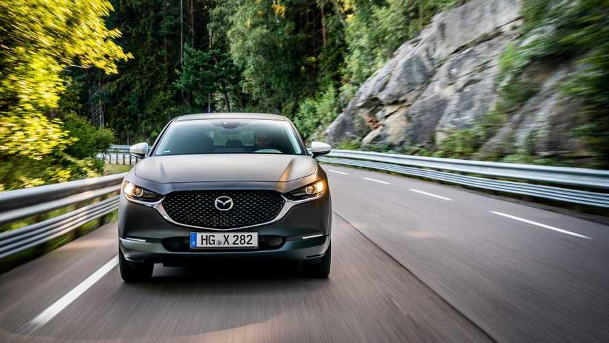Mazda'dan üretime ara verme kararı