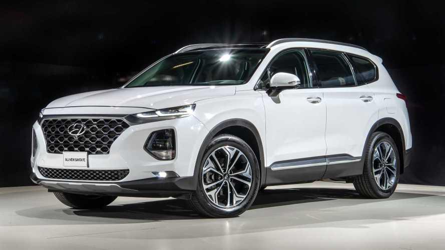 Novo Hyundai Santa Fe chega ao Brasil com preço de Volvo XC60 híbrido