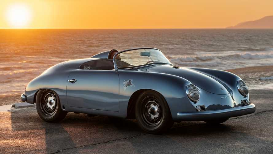 1959 Porsche 356 Speedster by Emory Motorsport is retro perfection