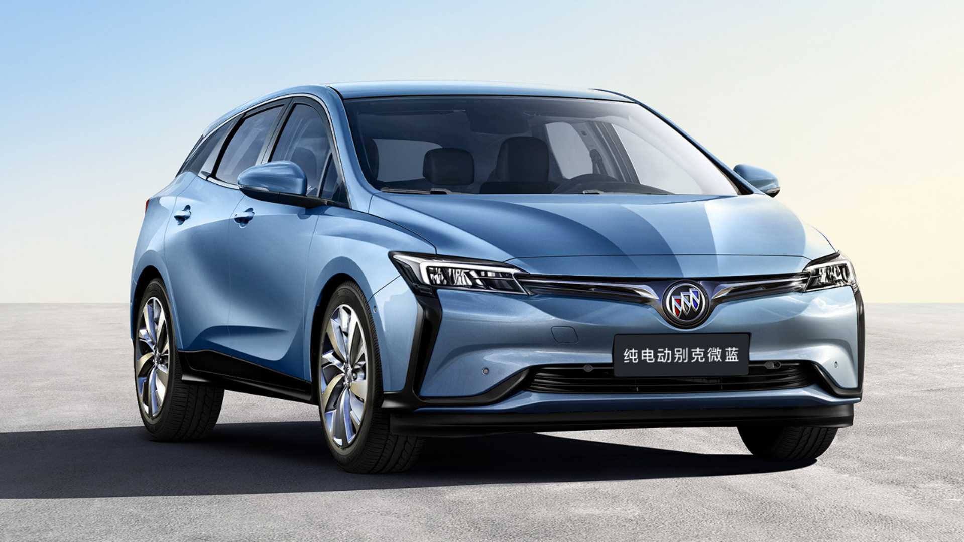 Buick Adds Velite 6 Plus Version In China