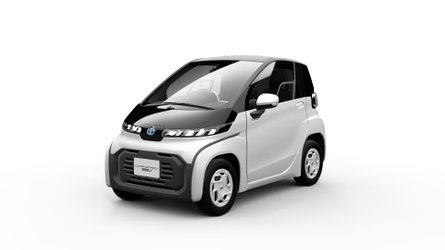 Toyota Reveals Tiny Production EV Ahead Of Late 2020 Launch