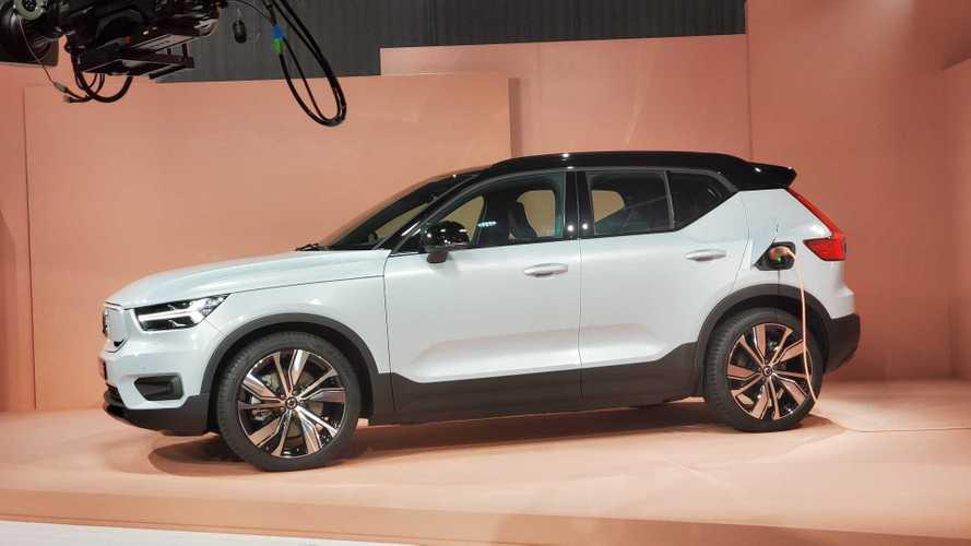 Em breve no Brasil, Volvo XC40 elétrico já recebe pedidos no Reino Unido