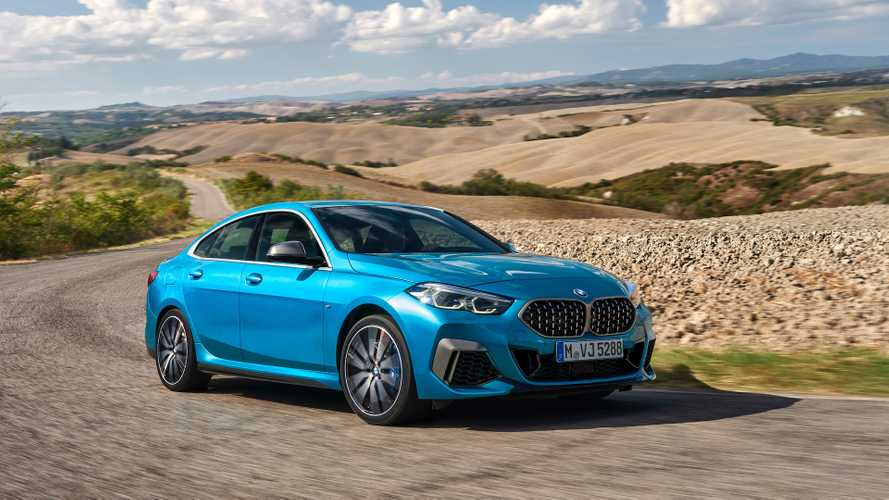 £25,815 BMW 2 Series Gran Coupe arrives in the UK this weekend