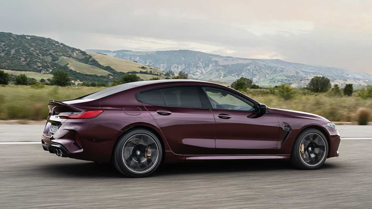 2020 Bmw M8 Gran Coupe Competition 4415626