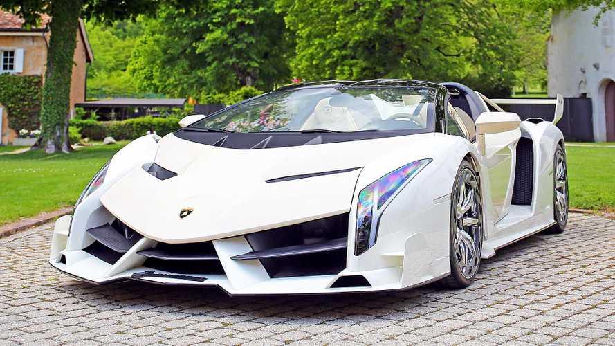Lamborghini Veneno Roadster, il Toro più costoso di sempre