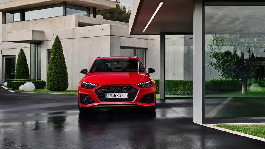 Обновленный Audi RS 4 Avant (2019)