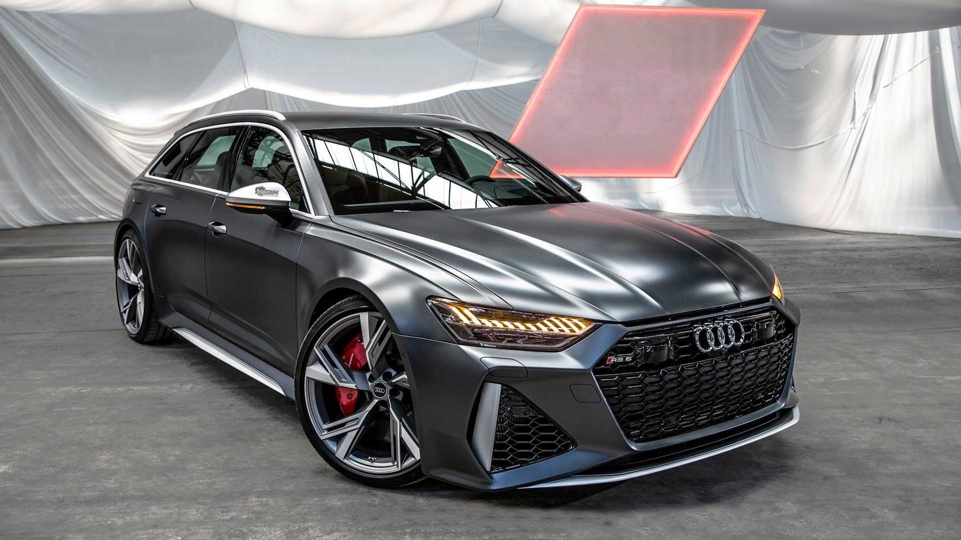 2020 Audi Rs6 Avant Video Illustrates Our Love For Super Wagons