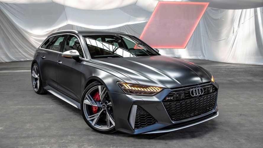 Videón is bemutatkozik az Audi RS6-os