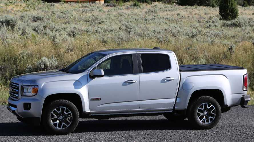 GMC ZRX Trademark Application Could Mean A New Street Truck Is Coming