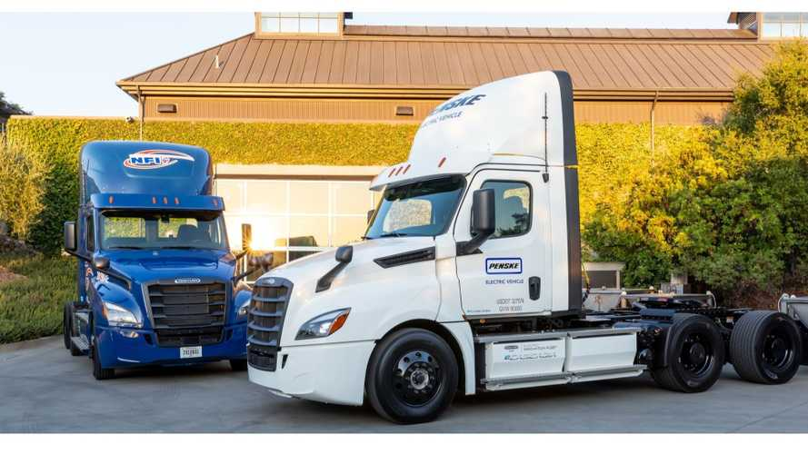 Freightliner Demo Fleet Logs 300,000 Miles Of Real-World Use