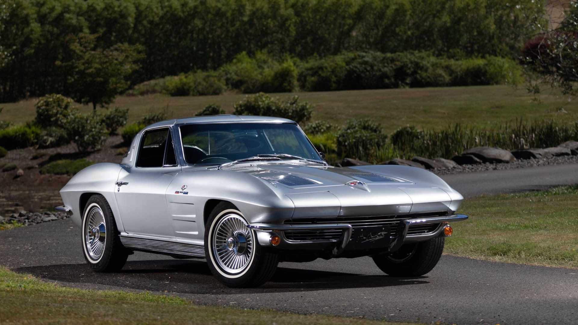 "[""Jim Osterman Classic Corvette Collection Heads To Barrett-Jackson""]"