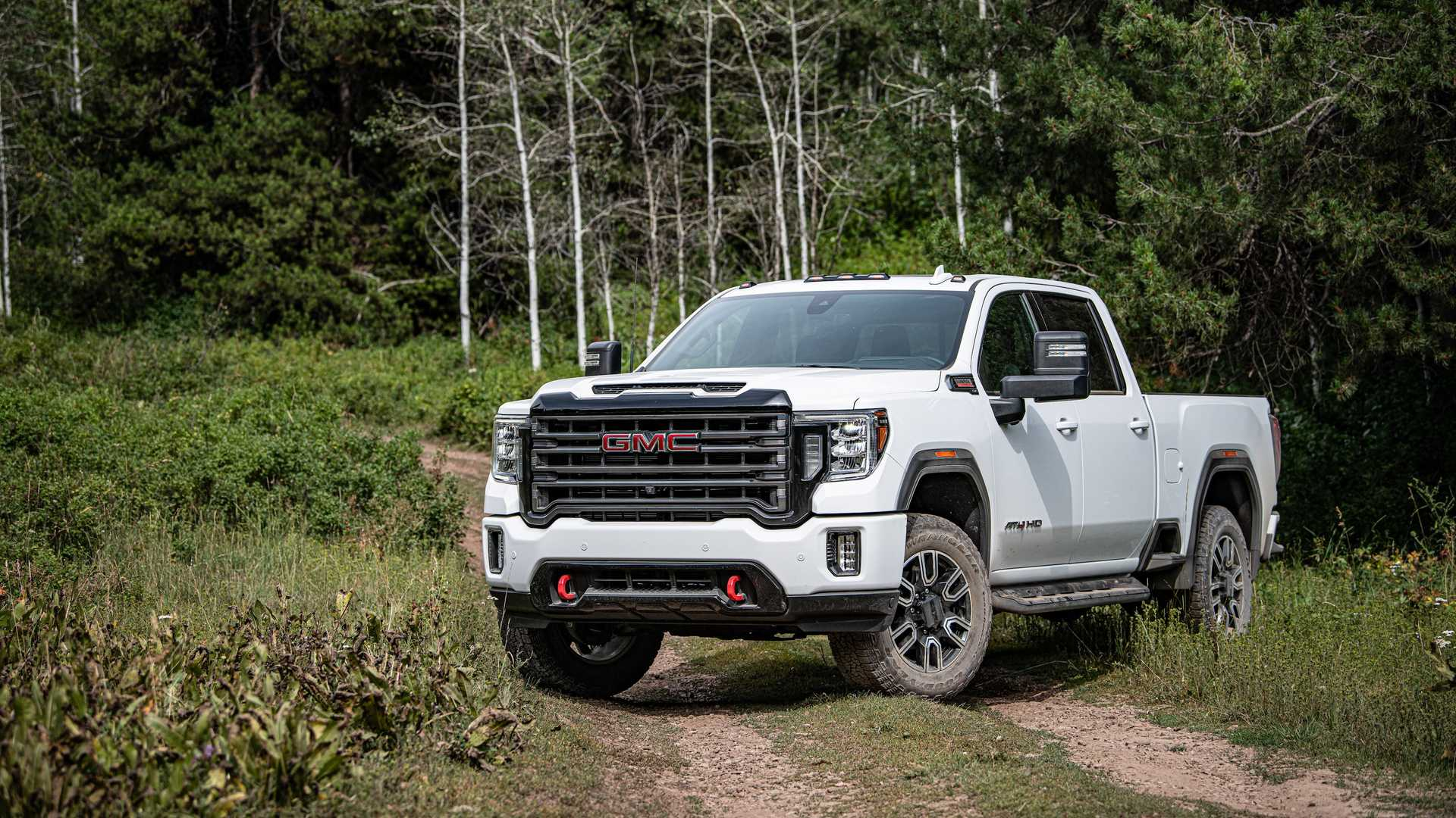2020 Gmc Sierra Hd Diesel First Drive Big Daddy