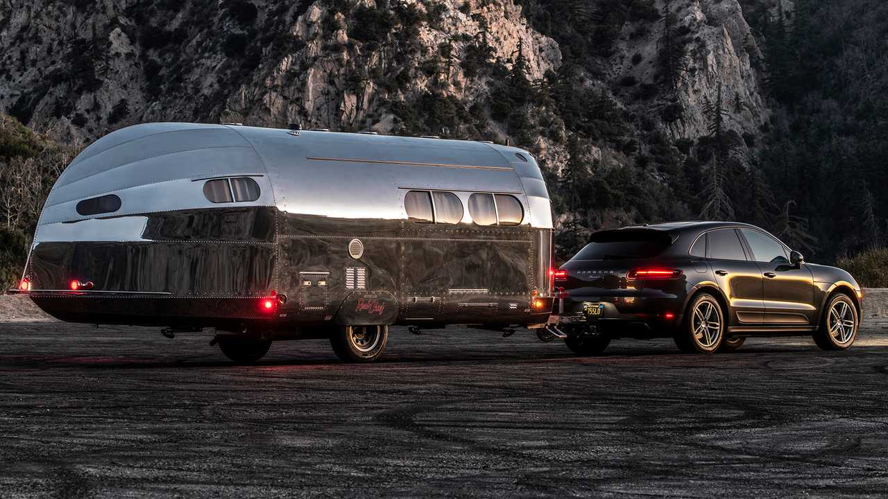 Bowlus Reveals Ultra-Exclusive Road Chief Wave Trailer