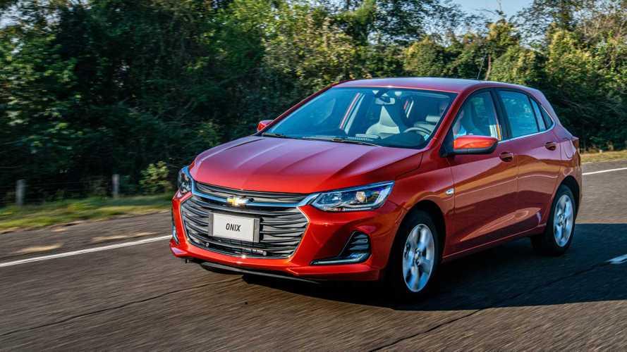Chevrolet Onix e Onix Plus (Sedan) 2020