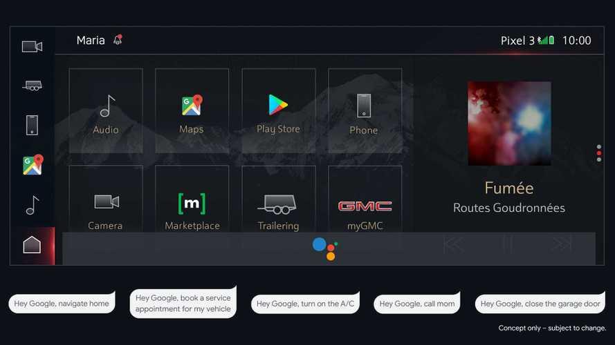 General Motors e Google trabalham em nova multimídia
