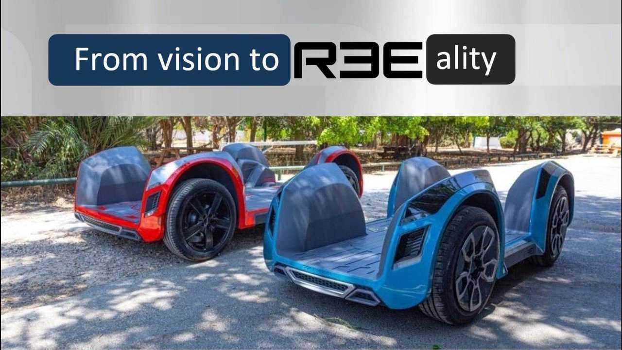 Ree will zusammen mit Magna ein Elektrofahrzeug entwickeln und bauen