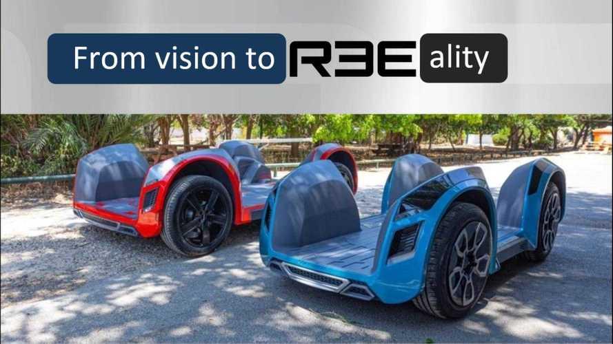 Magna und Ree: Kooperation für neues Elektrofahrzeug vereinbart