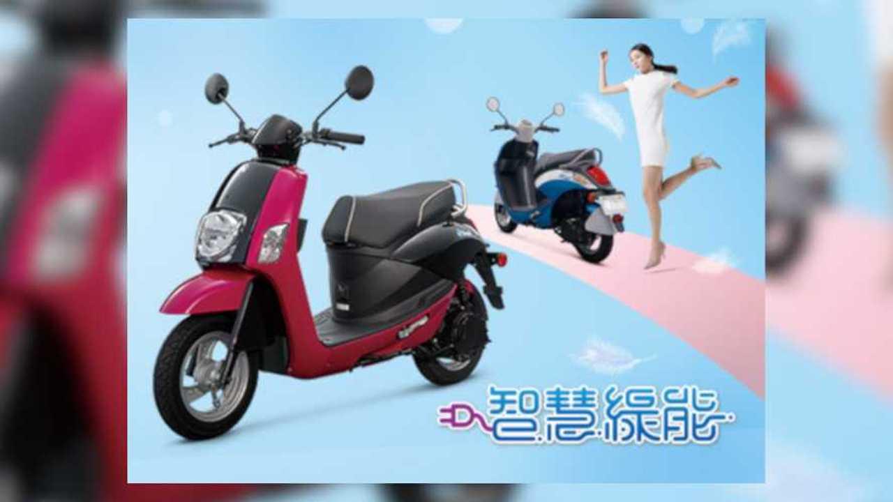 Tai Ling Suzuki eReady Scooter