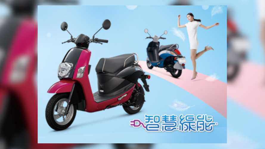 Gogoro Announces Electric Scooter-Building Partnership With Suzuki Subsidiary