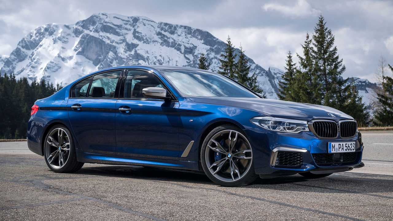 5. BMW 5 Series: 69.2 Percent