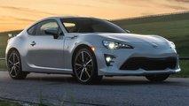 2020 Toyota 86 TRD Handling Package