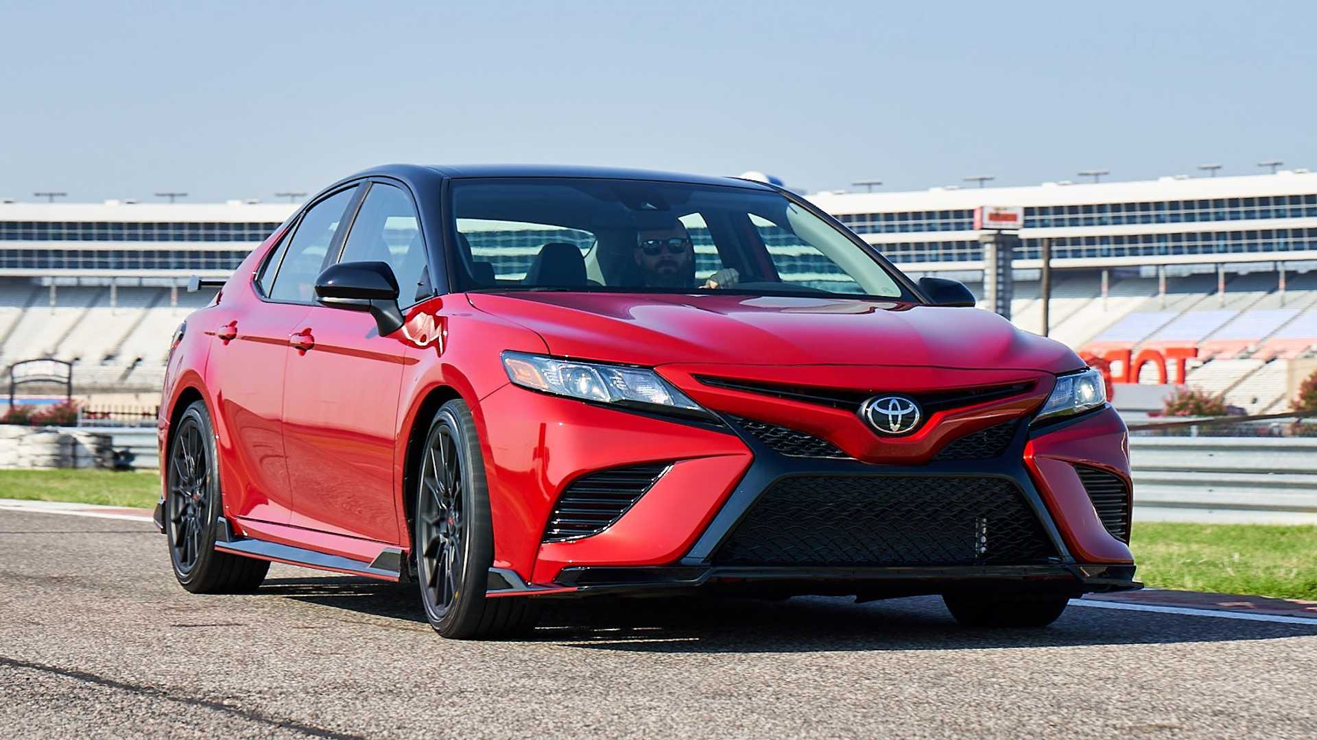Best Awd Sports Cars >> 2020 Toyota Camry TRD First Drive: Undercover Fun