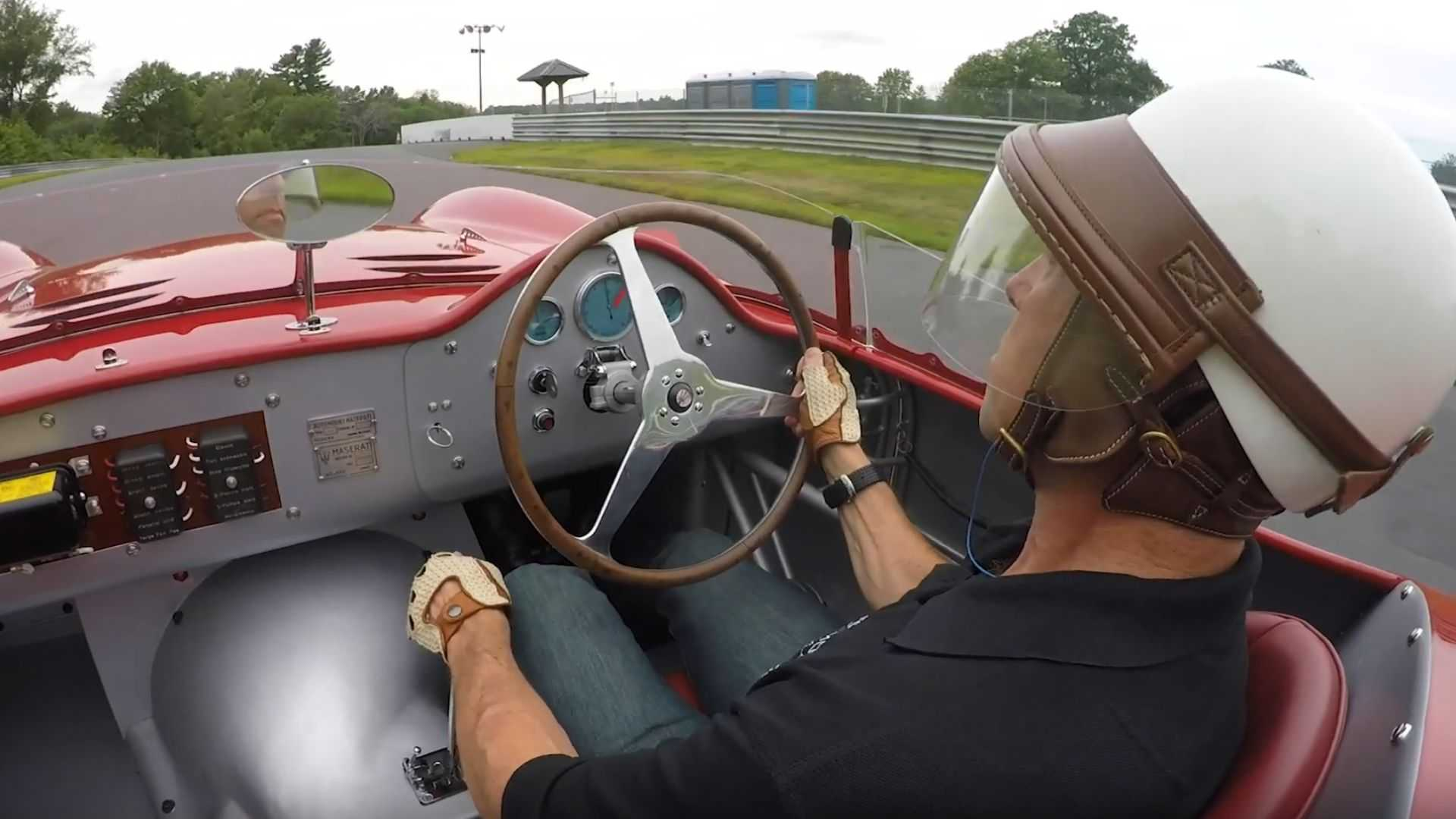 "[""Video: Celebrating The 1957 Maserati 300S Through Meticulous Restoration""]"