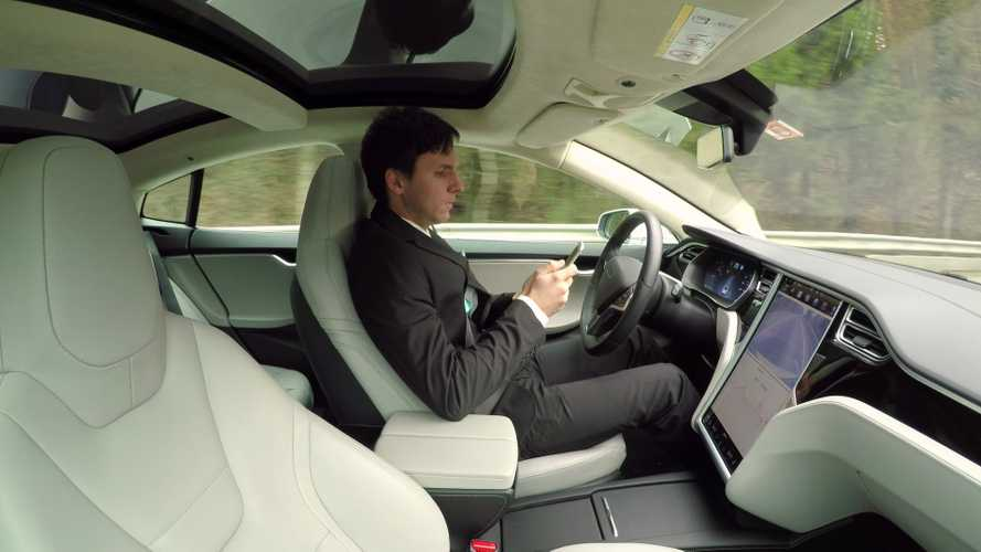 UK drivers love assistance tech but aren't ready for driverless cars