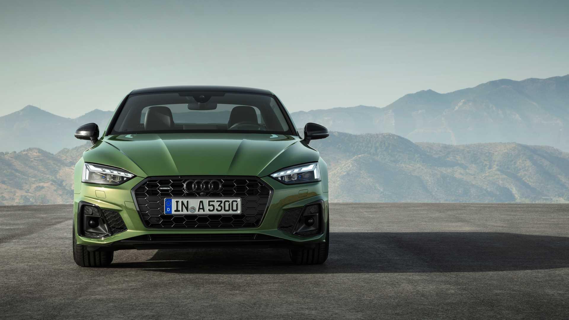 2020 Audi A5 Debuts Subtle Facelift S5 Gets Diesel In Europe