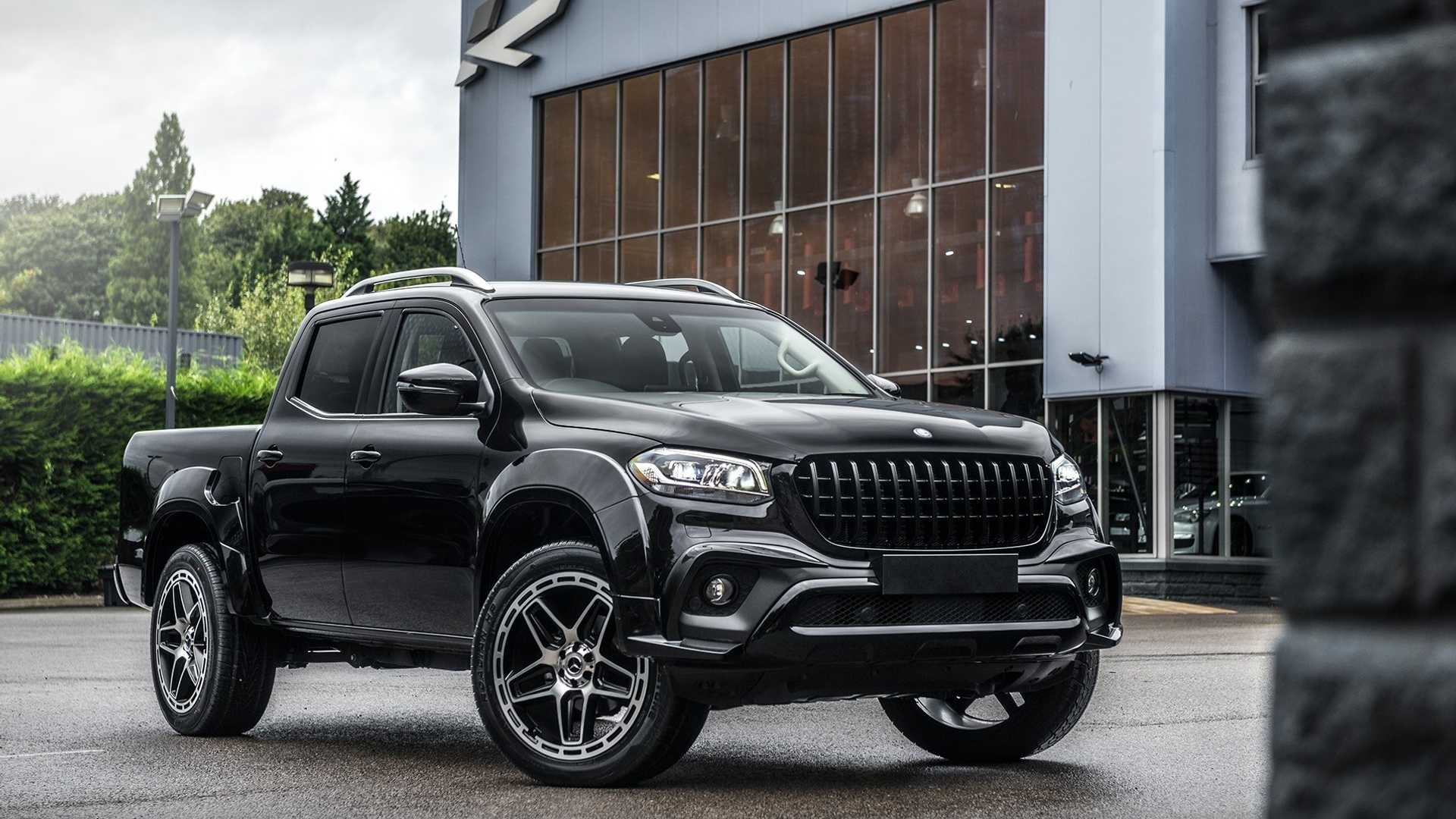 The Project Kahn X-Class Is One Classy Truck