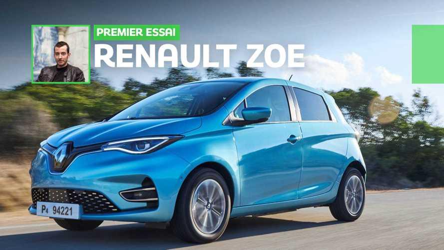 Essai Renault Zoé (2019) – Tout est une histoire de chiffres