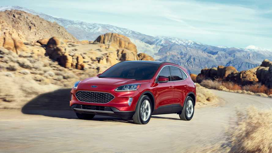 Já dirigimos: Novo Escape Hybrid é o anti-RAV4 da Ford