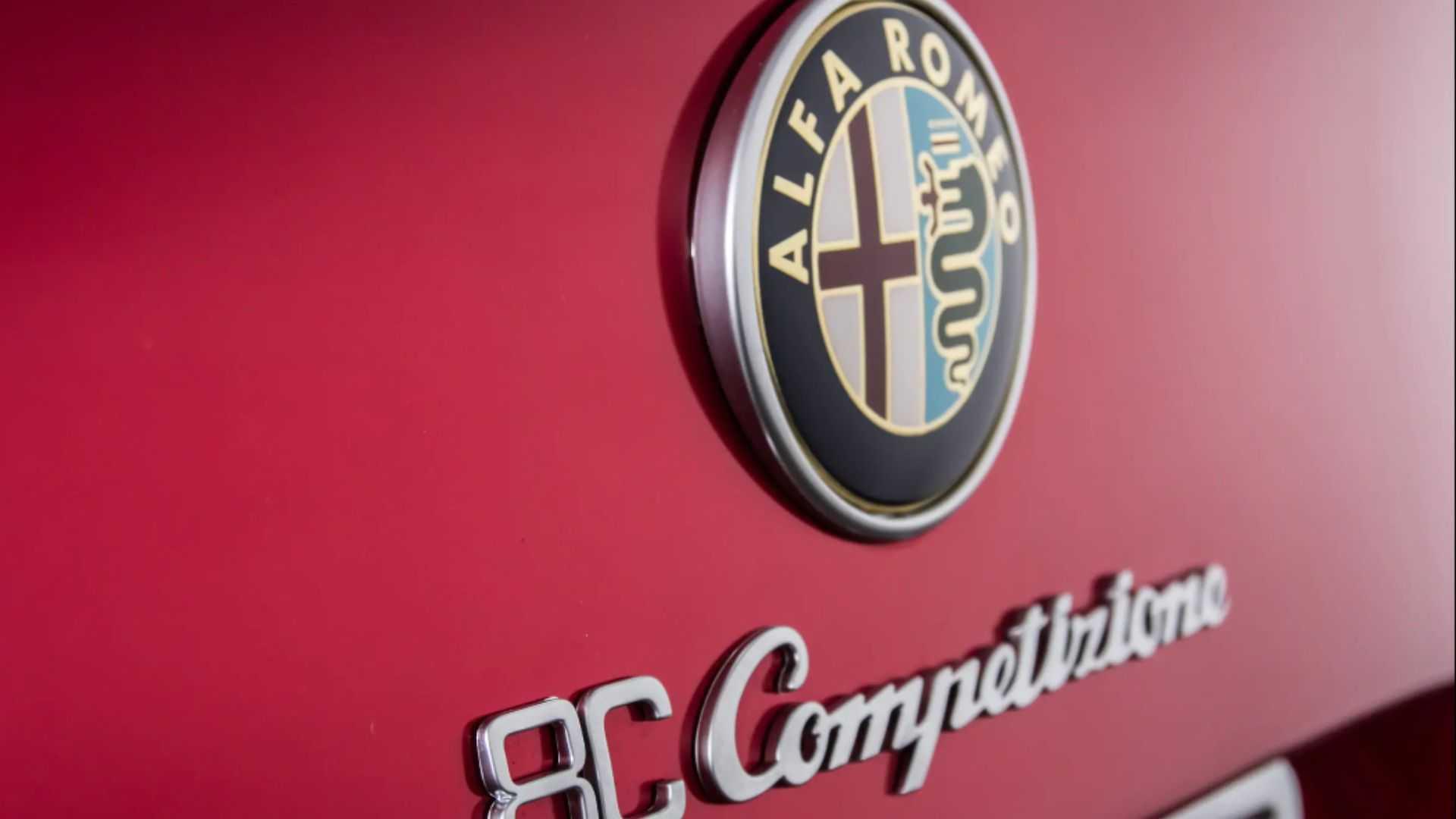 """[""""Snatch An Exotic 2008 Alfa Romeo 8C Competizione""""]"""