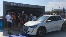 Peugeot 208 sponsor di Jova Beach Party 2019