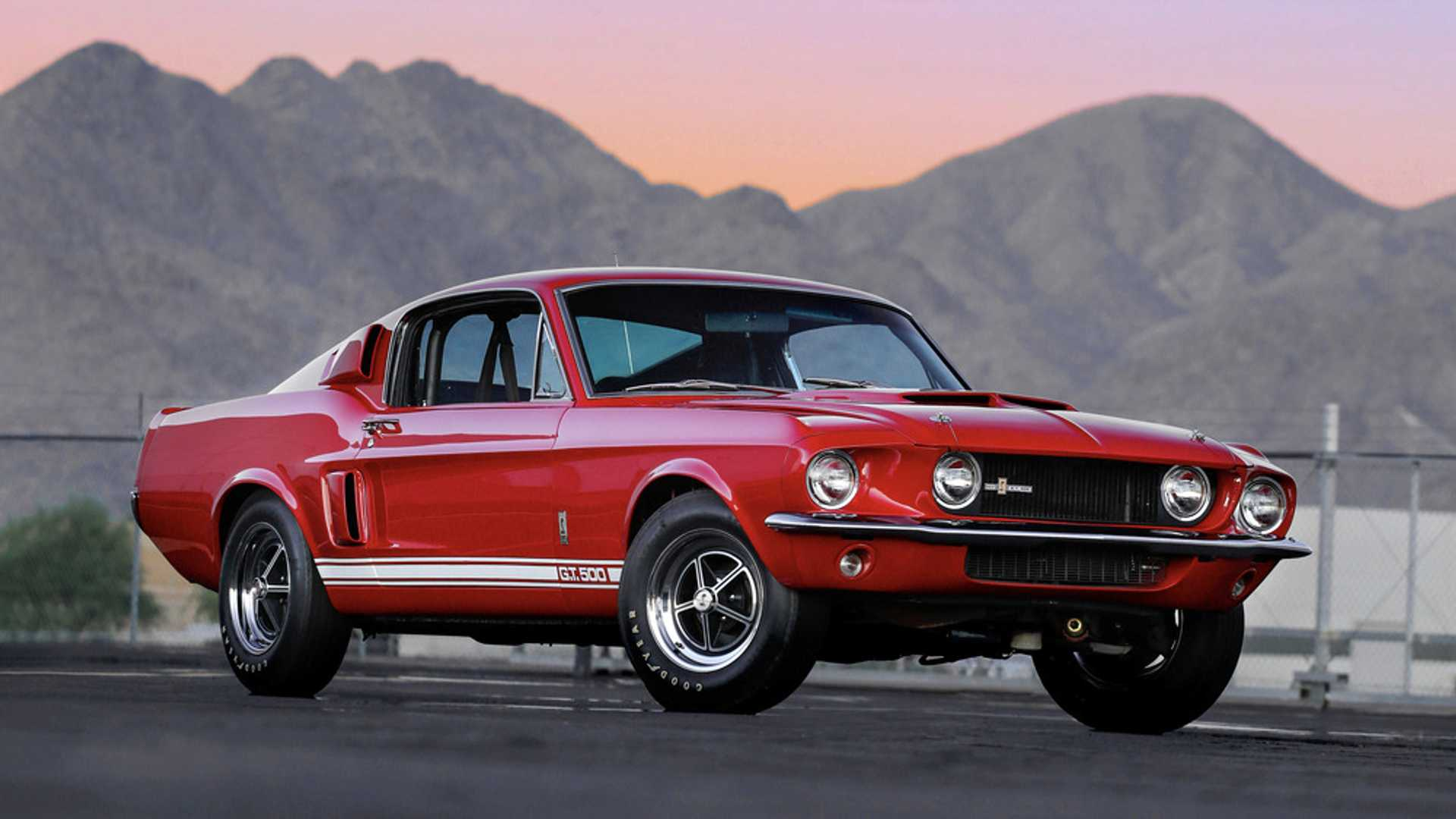 "[""Ford Performance And Shelby Vehicles To Take Over Barrett-Jackson""]"