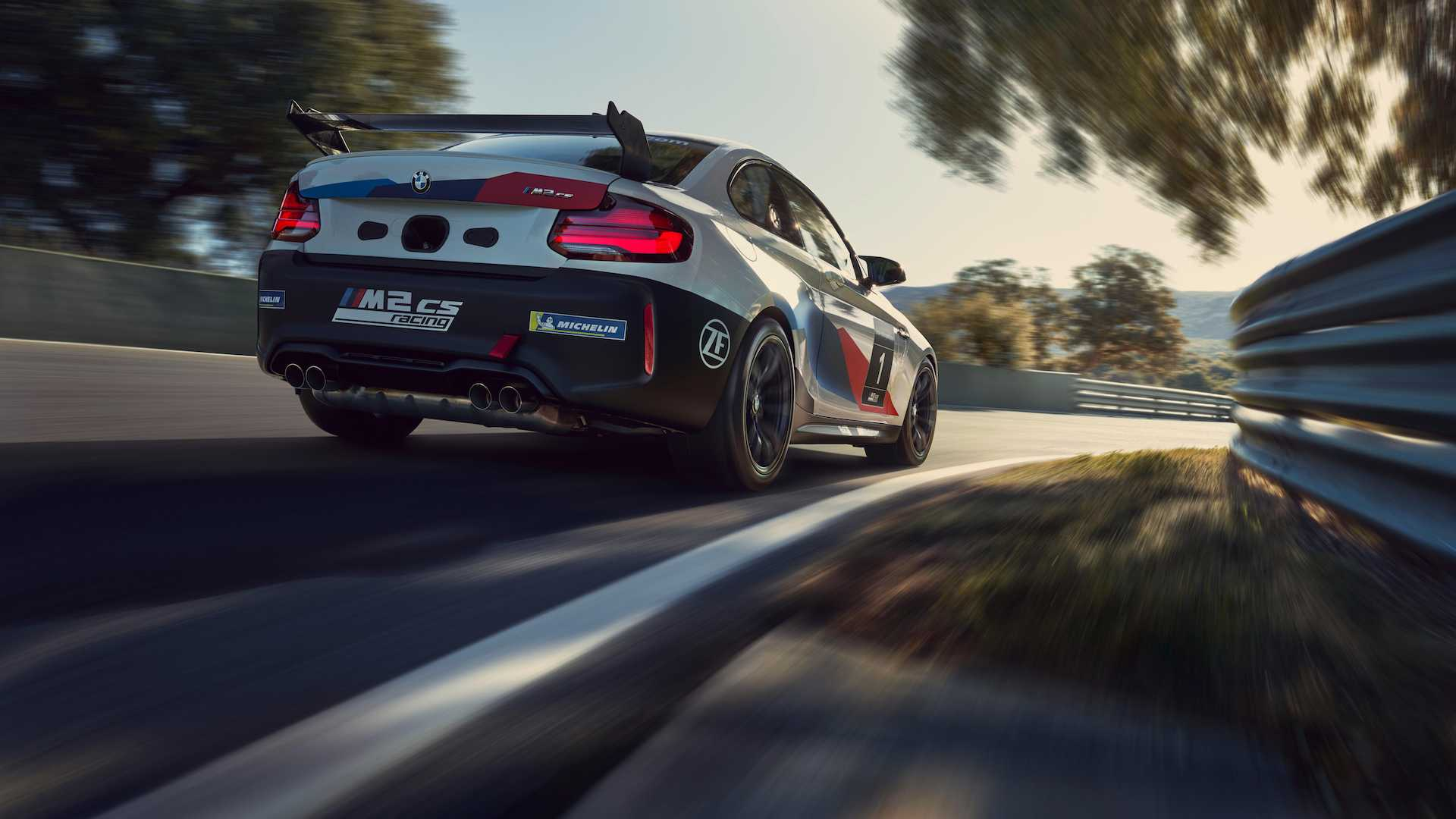 BMW Introduces M2 CS Racing As An Affordable Track Machine