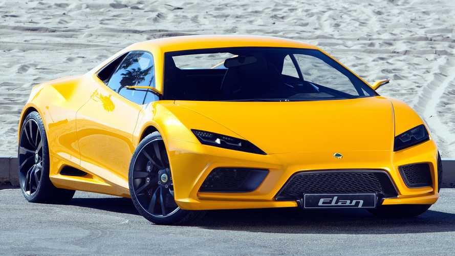 Lotus Elan might come back to fight the Porsche Boxster