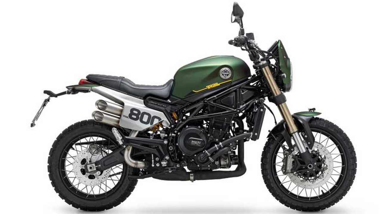 2020 Benelli Leoncino Trail 800
