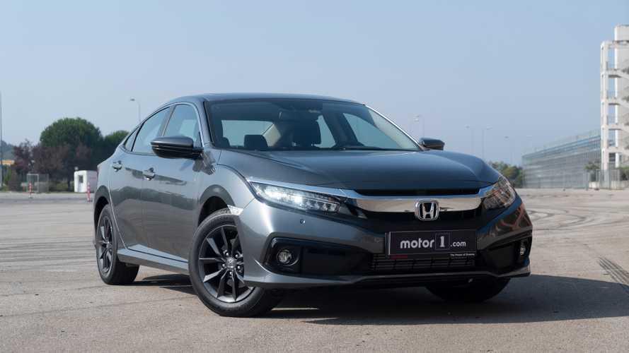 Honda'dan hızlı sedan severlere müjde!