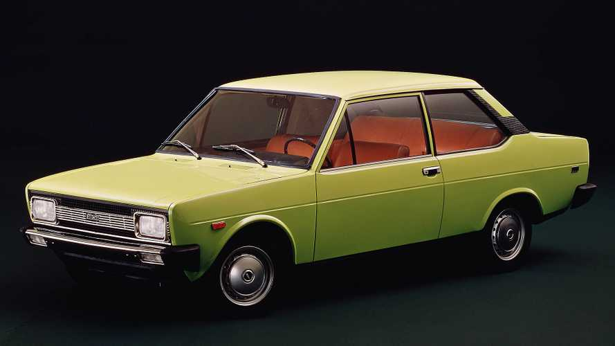 Fiat 131, le foto e la storia