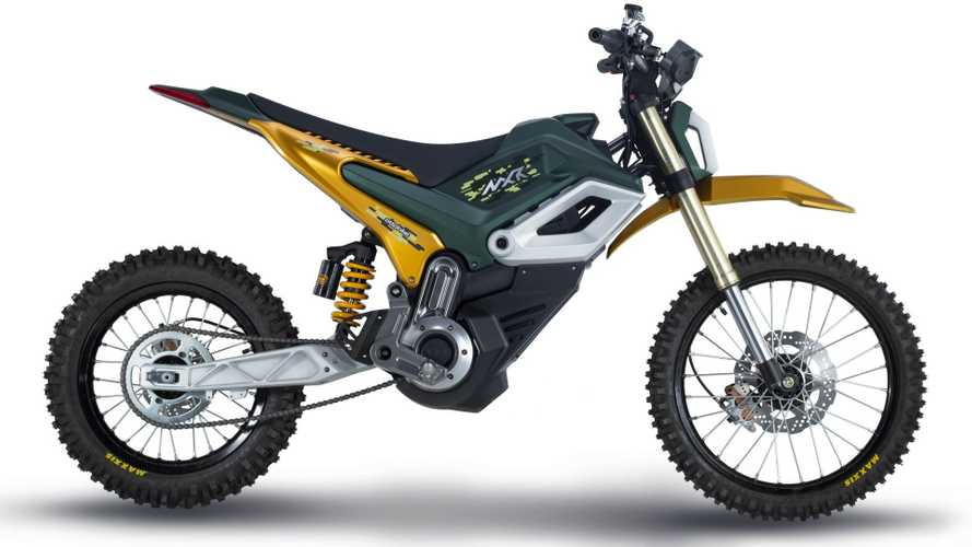 Otto Bike Unveils New MXR Electric Dirt Bike