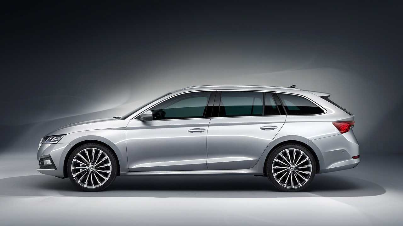 2020 Skoda Octavia Revealed With New Tech Improved Practicality