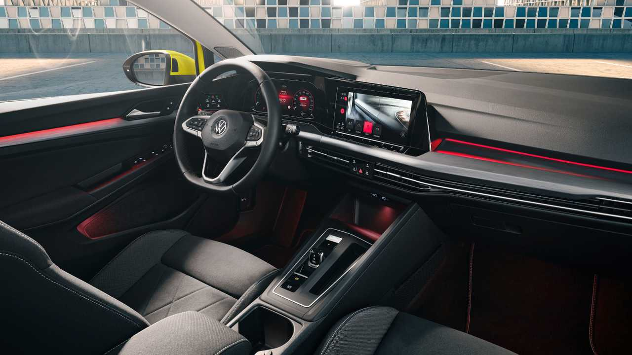 Volkswagen Golf 8 (2019)