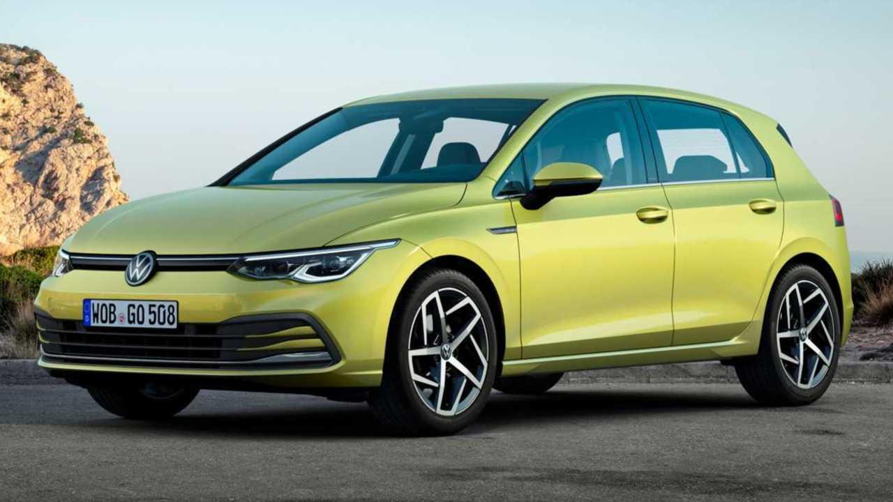 Volkswagen Golf 8 2019