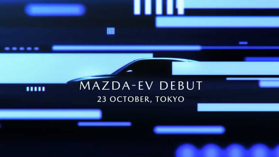 New Mazda EV teaser reveals it will be a crossover