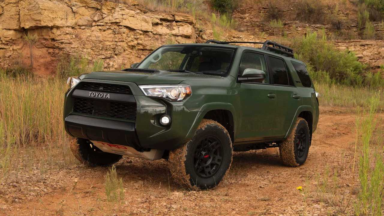 2020 4runner Review.Like A Pro Ranking The 2020 Toyota Trd Pro Models Off Road